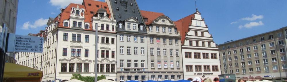 Marktplatz Leipzig