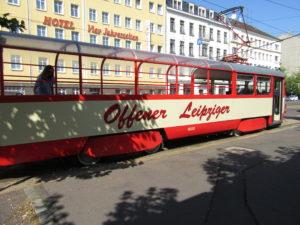 Stadtrundfahrt mit Tram