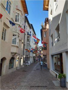Altstadt Klausen Südtirol